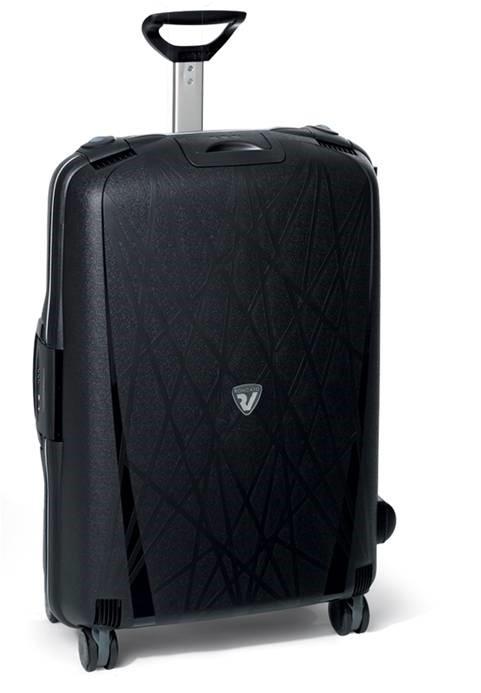 25% de réduction du poids d'une valise en PP